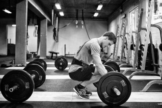 improve grip strength deadlift