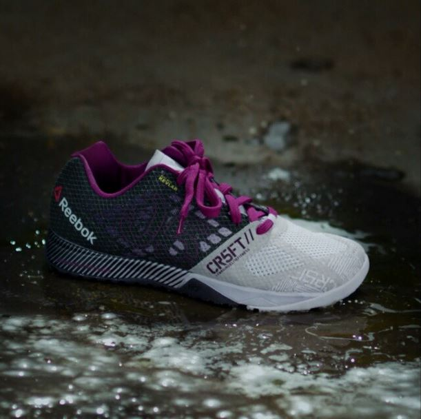 Reebok Nano 5.0 Grey and Purple