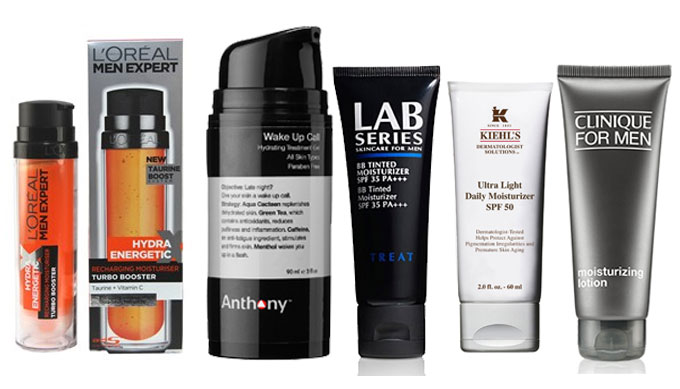 best mens moisturizer with spf