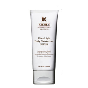 Kiehls Ultra Light Daily Moisturizer SPF50