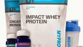 MyProtein Impact Whey Review