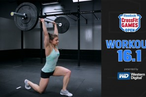 Crossfit Open 16.1 Workout Standards & Details