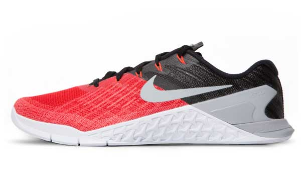 Nike Metcon 3 Red and Black