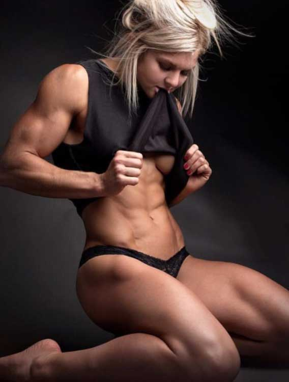 Brooke Ence Naked