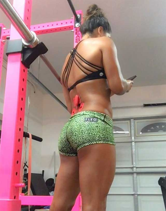 Jackie Perez Ass